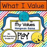 INTERACTIVE SEL Sequential Curriculum LP#4: What I Value, Grades 4-6