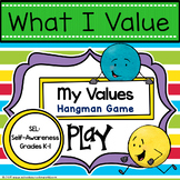 INTERACTIVE SEL Sequential Curriculum LP#4: What I Value, Grades K-1