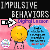 INTERACTIVE SEL Sequential Curriculum LP#7: Impulse Control, Grades 2-3
