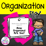 INTERACTIVE SEL Sequential LP#12: Let's Stay Organized, Gr