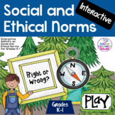 INTERACTIVE SEL Sequential LP#13: Social and Ethical Norms