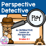 INTERACTIVE SEL Sequential LP#14: Perspective Detective, G
