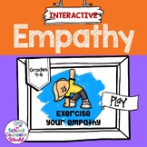 INTERACTIVE SEL Sequential LP#15: Practicing Empathy, Grades 4-6