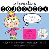 INTERACTIVE SOUNDWORK PACK 2 (m, c, g, o, b, f)