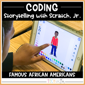 BLACK HISTORY INTERACTIVE STORYTELLING AND CODING NONFICTION (FEBRUARY)