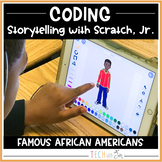 Digital Storytelling with Scratch Coding Black History (February)