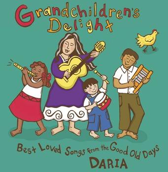 INTERGENERATIONAL MUSIC CD - GRANDCHILDREN'S DELIGHT