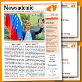 INTERNATIONAL CURRENT AFFAIRS - VENEZUELA: WHAT NEXT?