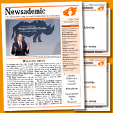 INTERNATIONAL NEWS - Wildlife crime plus other current events