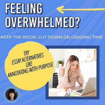 INTERPRETIVE NOTE-TAKING - ANY TEXT - GOOGLE SLIDES