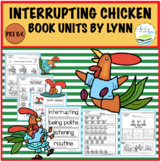 INTERRUPTING CHICKEN BOOK UNIT
