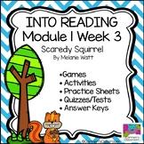 HMH Into Reading Module 1 Week 3 Third Grade - Scaredy Squirrel Supplement