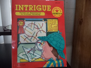 INTRIGUE HANDS ON ADVENTURES IN CRITICAL THINKING