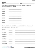 INTRO TO 24 HOUR CLOCK (RUSSIAN)