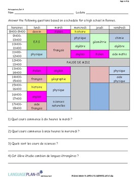 INTRO TO DEFINITE ARTICLES (FRENCH)