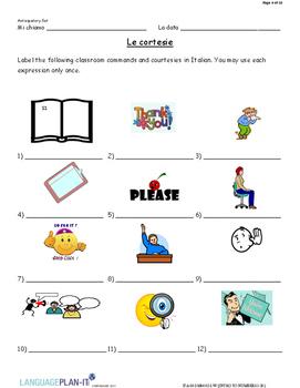 INTRO TO NUMBERS 1-30 (ITALIAN)