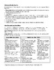 INTRO TO SUBSTANCE USE, DRUGS HANDOUT, ONTARIO CURRICULUM, GRADE 6 7 8