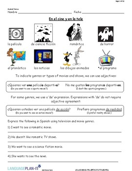 INTRO TO TV SHOWS (SPANISH)
