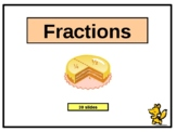 INTRODUCING FRACTIONS TO LOWER ELEMENTARY STUDENTS
