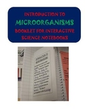 INTRODUCTION TO MICROORGANISMS BOOKLET