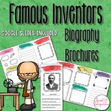 INVENTOR DIGITAL BROCHURES | PowerPoint | Google Slides |