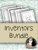 INVENTOR BUNDLE: No-prep printables for a unit on famous inventors (Save $15!)