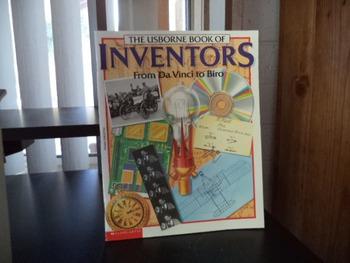 INVENTORS     ISBN0-590-62175-0