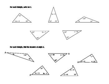 INVESTIGATE: Interior Angle Sum