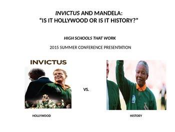 INVICTUS & MANDELA - HSTW Summer Conference Presentation