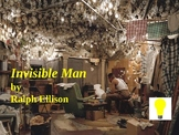 INVISIBLE MAN - Power Point
