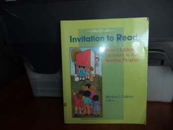 INVITATION TO READ     ISBN 0-87207-371-8