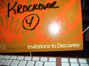 INVITATIONS TO DISCOVDERY BIOLOGICAL SCIENCE
