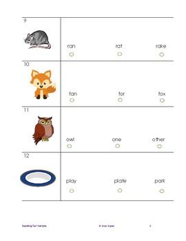IOWA Reading Practice Test Sample