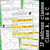 IP Address Classes A, B and C