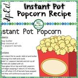 IP Popcorn Recipe