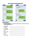 IPA Interpretive Infographic Readng--SMS conversation, sch