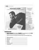IPA Interpretive Reading Infographic--German Clothes Ad