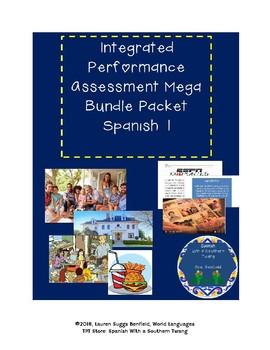 IPA Mega Bundle Packet Units 1-7 for Spanish 1