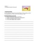 IPA Presentational Writing with Rubric--School, Classroom,