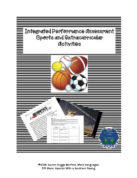 IPA: Sports and Extracurricular Activities