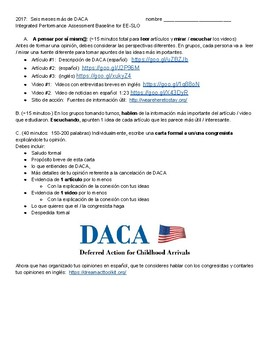 IPA about DACA 2017