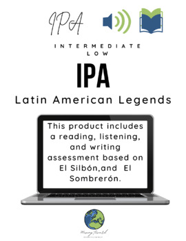 IPA for Legends Unit in Spanish