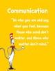 IPC Learning Goals - Dr. Seuss