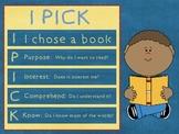IPICK - Reading Boy