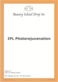 IPL Photorejuvenation