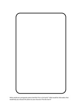 IPhone Character Analysis Project