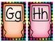 IPod Alphabet/Word Wall Headers