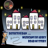 Critical Thinking - Powerpoint Game: Detective Dan  Interactive