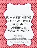 IR + A INFINITIVE Cloze Activity