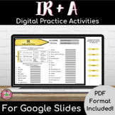 IR + A + PLACES and INFINITIVE Practice Packet | DIGITAL + PRINT